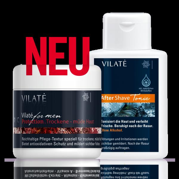 Vilate for men Protection-Set