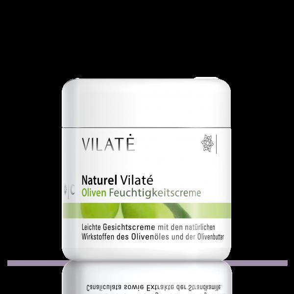 Vilate Naturel - Oliven Feuchtigkeitscreme 100ml